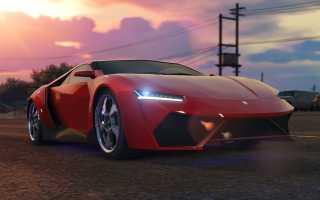 Описание GTA 5 / Grand Theft Auto V